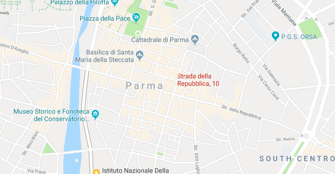 map gibertini